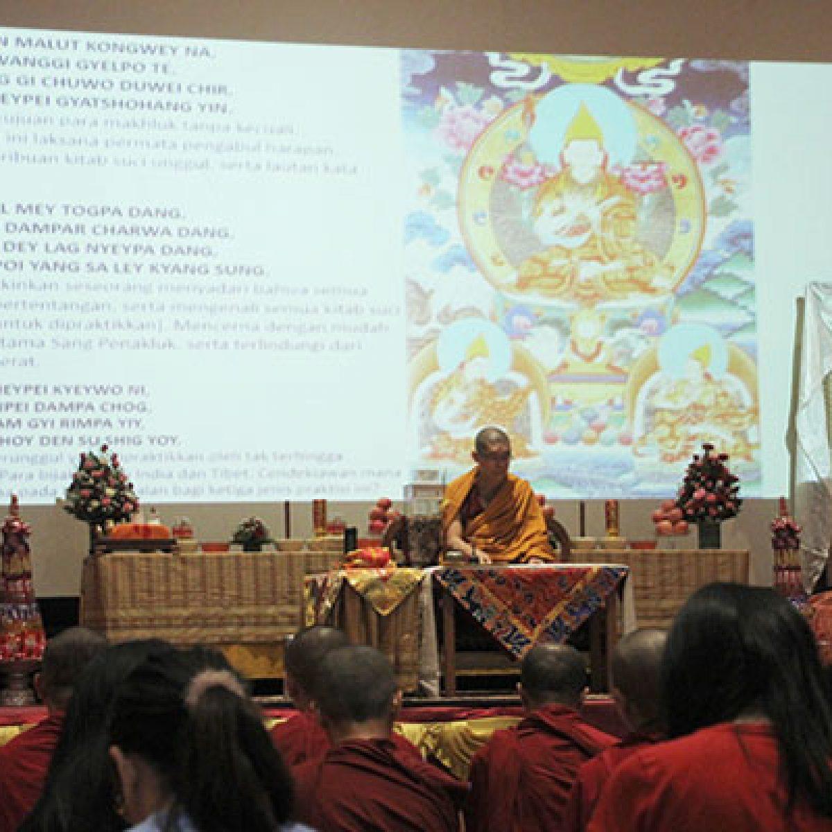 3 Cara Belajar Dharma